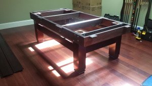 Correctly performing pool table installations, Terre Haute Indiana